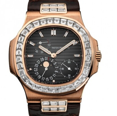 Replica Patek Philippe Nautilus 5724R-001 replica Watch